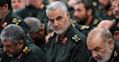 قاسم سليماني الإيراني: قاتل جماعي عالمي