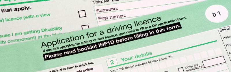 كيفية التقدم بطلب للحصول على رخصة القيادة عن طريق فيديو