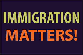 LEGAL: IMMIGRATION MATTERS